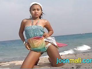 Подборка секс на пляже