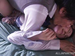 Порно с азиатской училкой